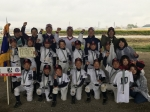 第8回松川会長旗争奪名古屋北リトルリーグマイナー大会優勝!