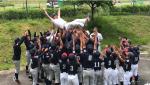 第55回全日本リトルリーグ野球選手権東海連盟大会 優勝‼
